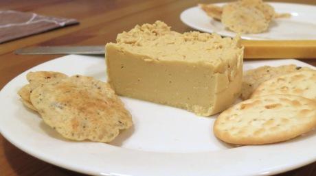 I made vegan cheese!