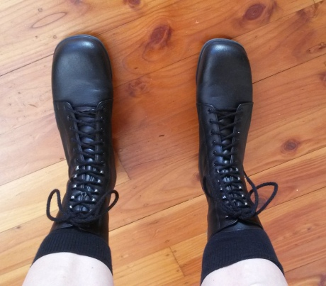 Boots from Vegan Wares