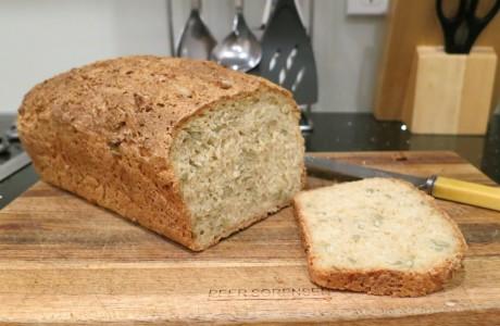 Wholegrain German-Style Bread