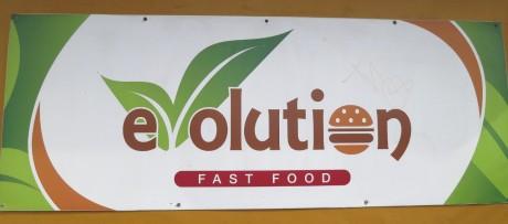 Evolution Fast Food