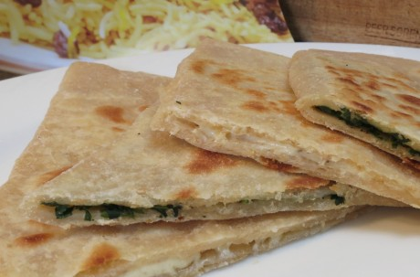 Boulani kachalu - Afghani flat bread